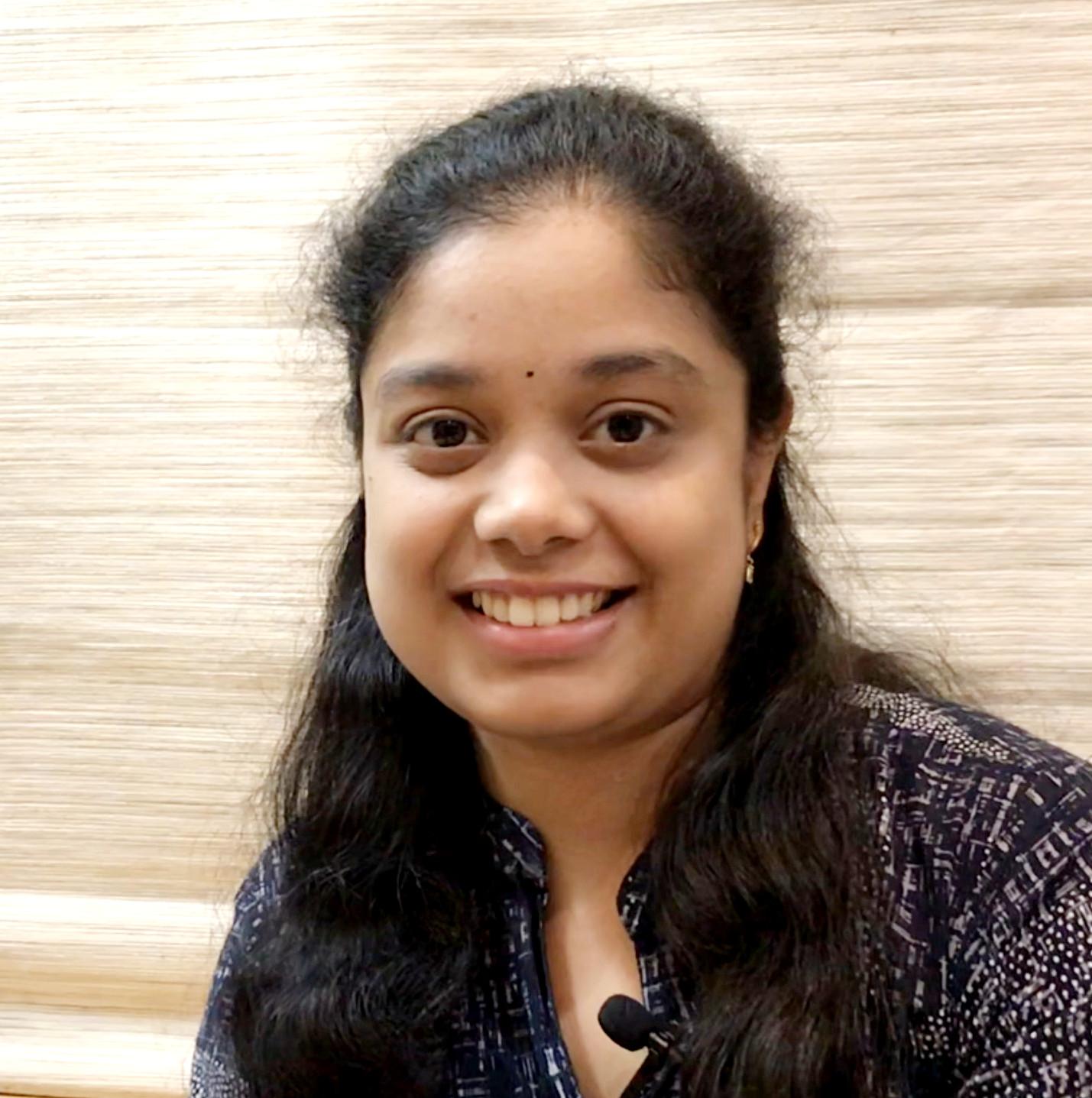 Shruti's image